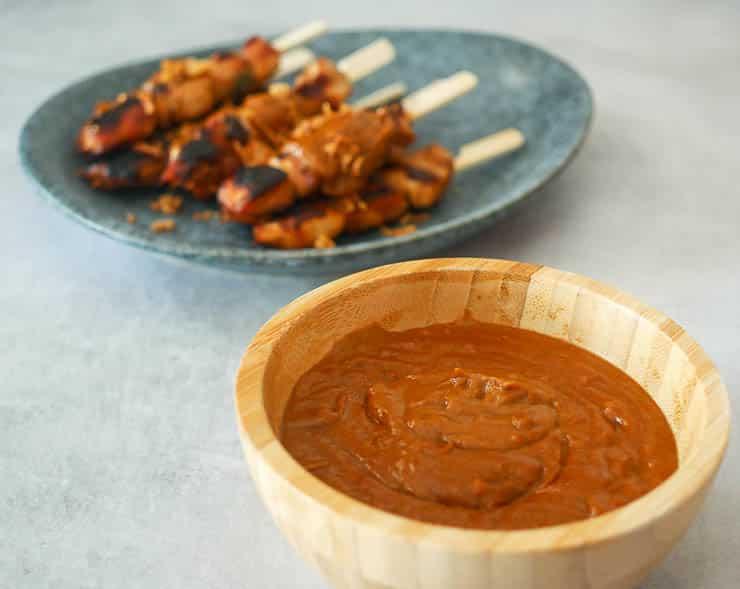 Zelfgemaakte satésaus | Foodaholic.nl