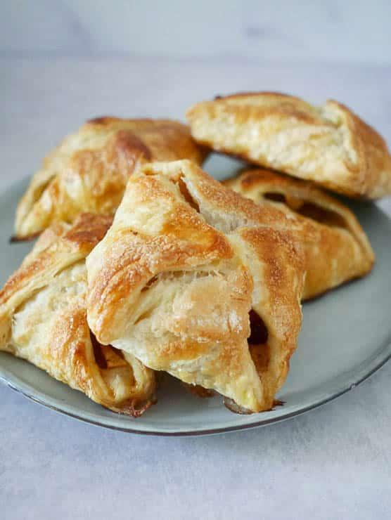 Makkelijke speculaas- appelflappen | Foodaholic.nl