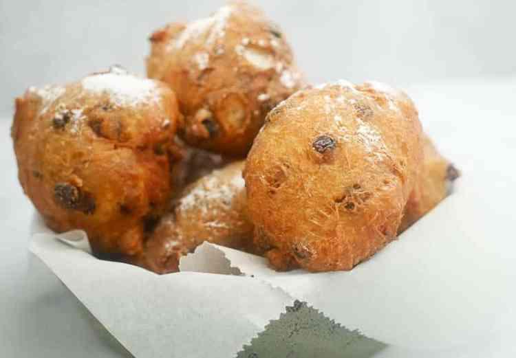 Oliebollen | Foodaholic.nl