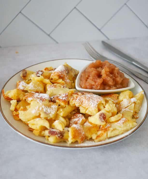Heerlijke Oostenrijkse kaiserschmarrn   Foodaholic.nl
