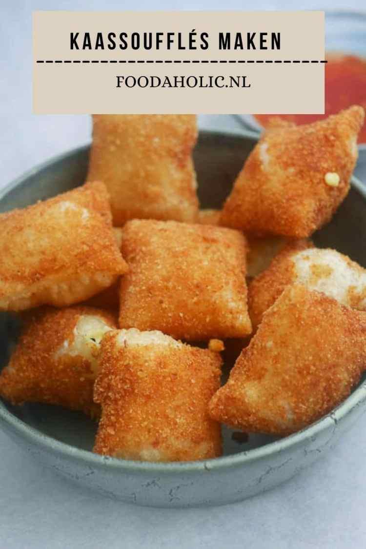 Kaassoufflés maken | Foodaholic.nl