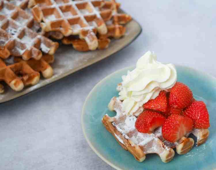 Luikse wafels | Foodaholic.nl
