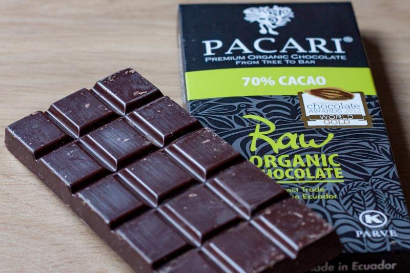 pacari raw