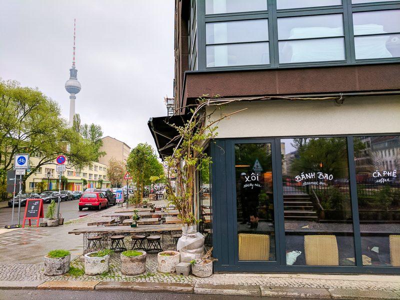 Berlijn - Quà Phê