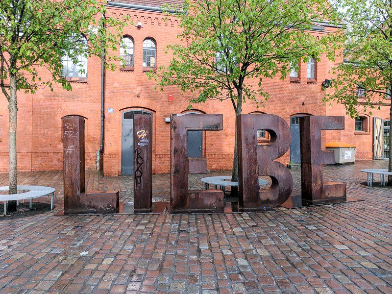 Berlijn - Liebe