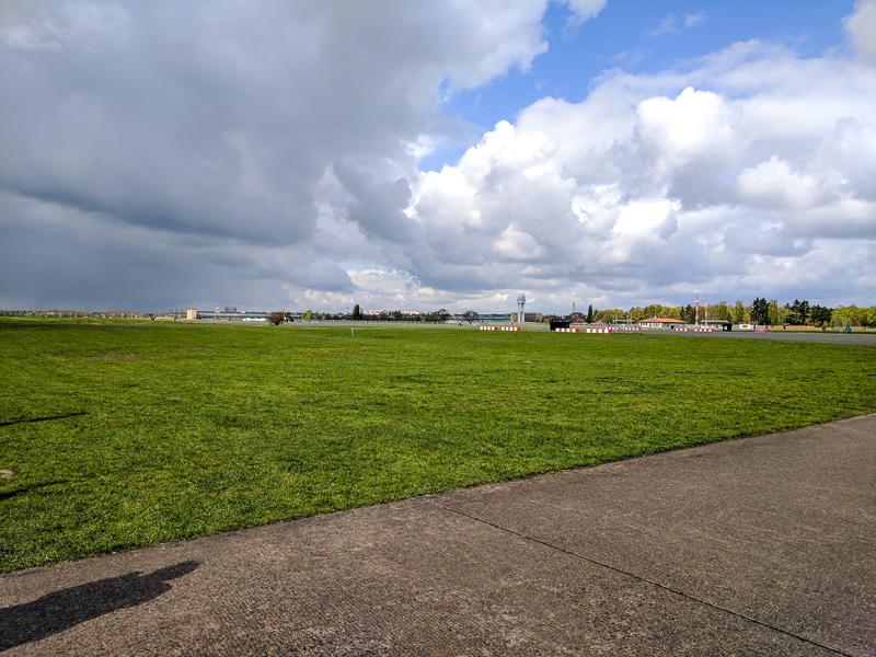 Berlijn - Tempelhof