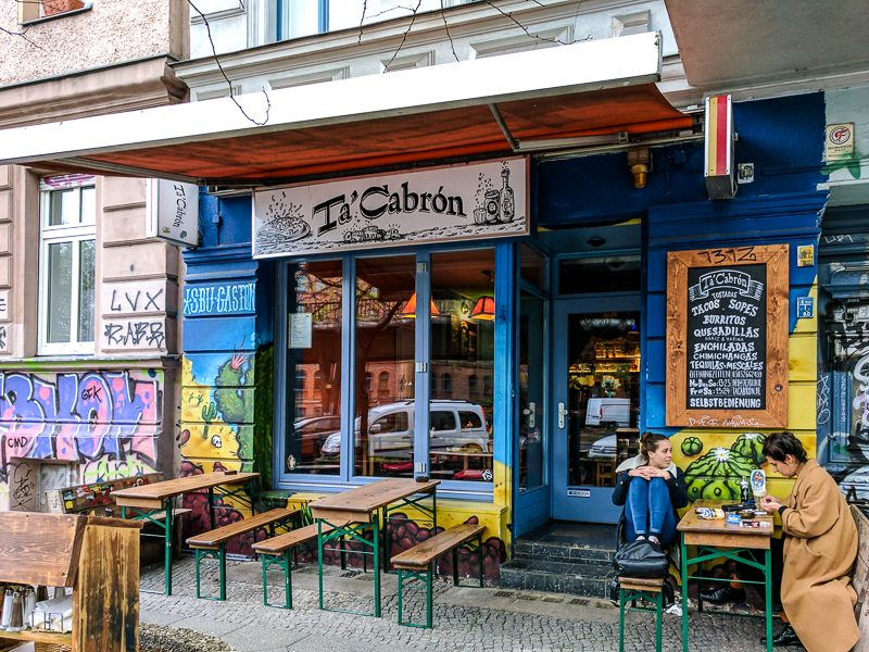 Berlijn - Taquería Ta'Cabrón