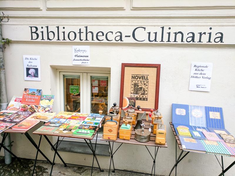 Berlijn - Bibliotheca Culinaria