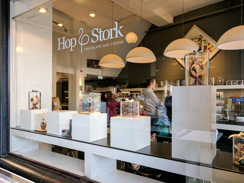De beste koffie van Den Haag - Hop & Stork