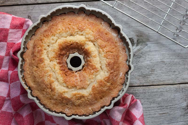 Kentucky botercake