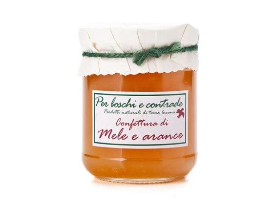 confettura extra di mele e arance marmellata di mele e arance boschi e contrade confettura italiana marmellata italiana basilicata lucania