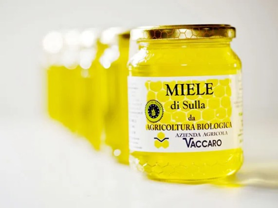 miele bio di sulla miele biologico miele bio sulla azienda agricola vaccaro basilicata lucania