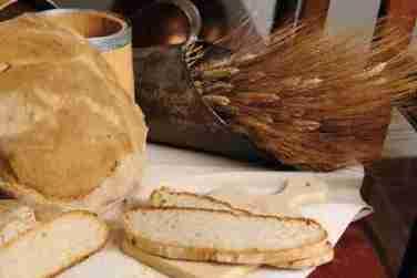 pane di semola di grano duro pane fresco forno sorelle palese basilicata lucania