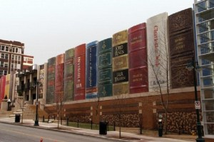 biblioteca kansas