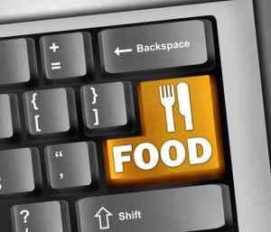 "Keyboard Illustration ""Food"""
