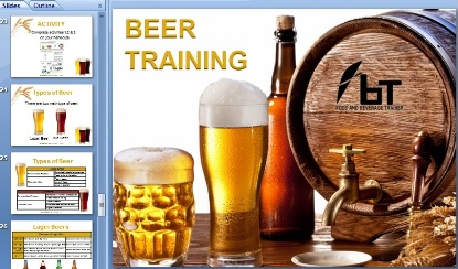 Beer Training