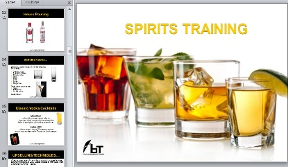 Spirits Training