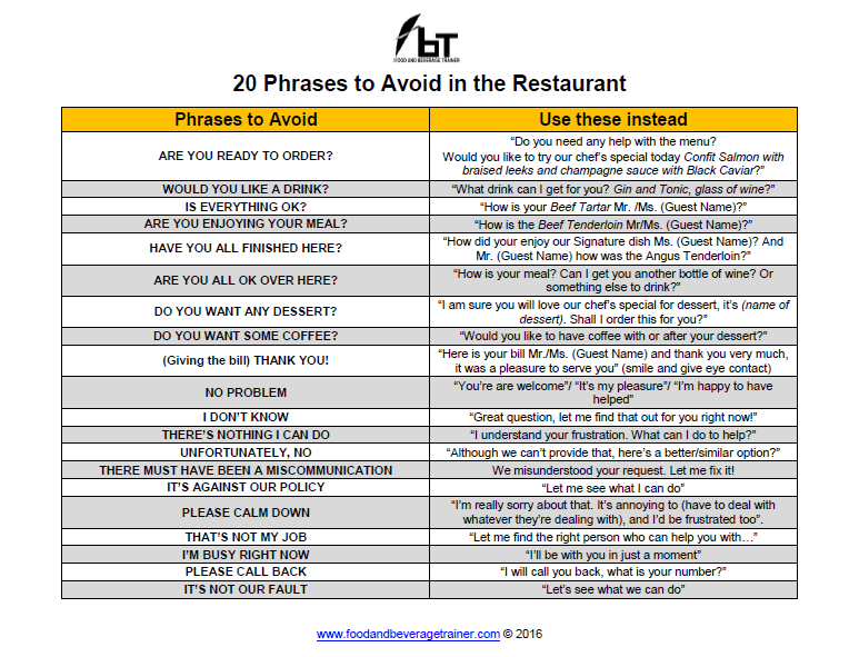 20-phrases-to-avoid-in-the-restaurant