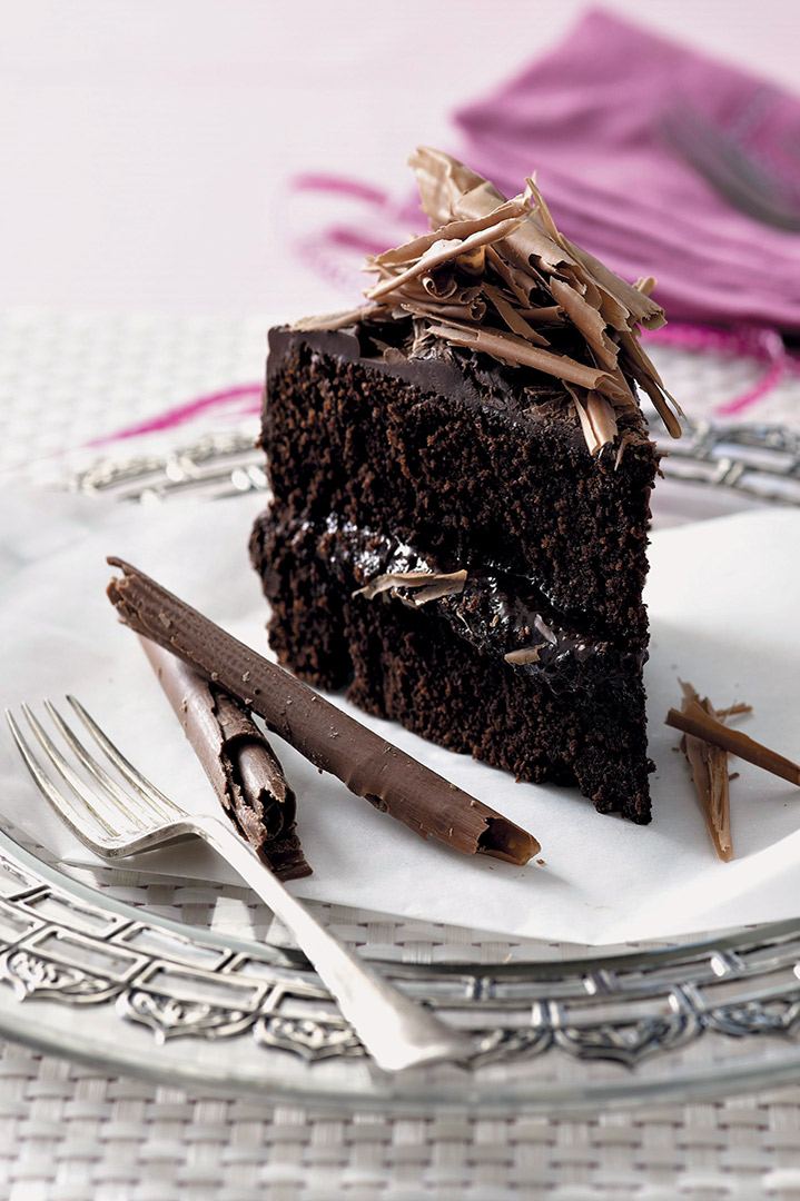 Chocolate Truffle Cake Food Amp Home Entertaining