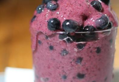 purple delight recipe