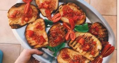 Easy vegetarian recipe