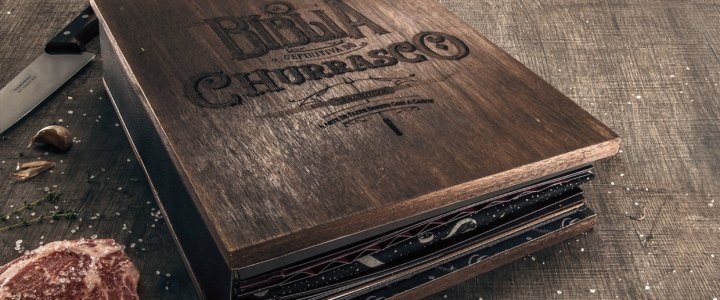 What is The Barbecue Bible?