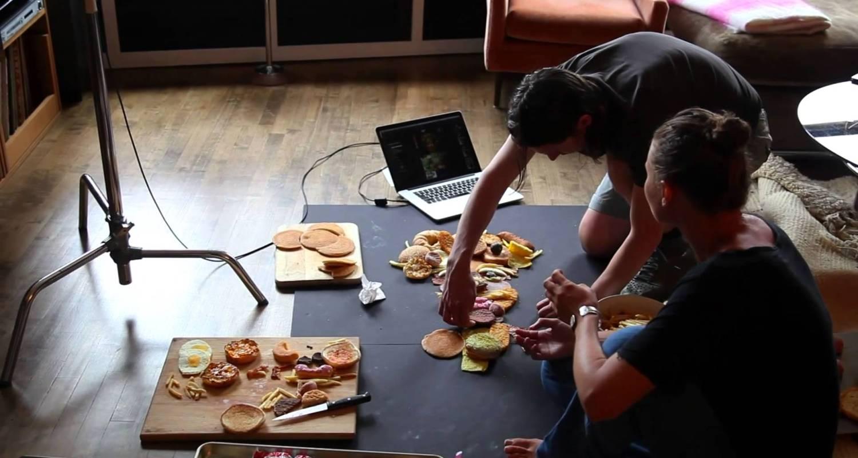 food-video
