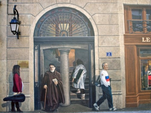 Lyon-murals