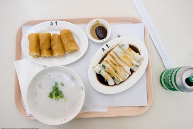 China-breakfast