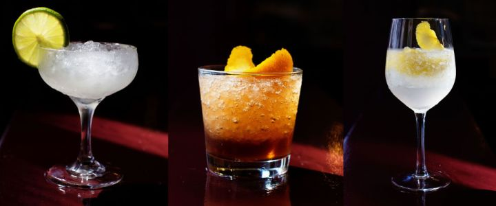Good News: You Can Now Enjoy Your Cocktail Completely Frozen