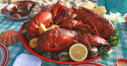 Lobster England