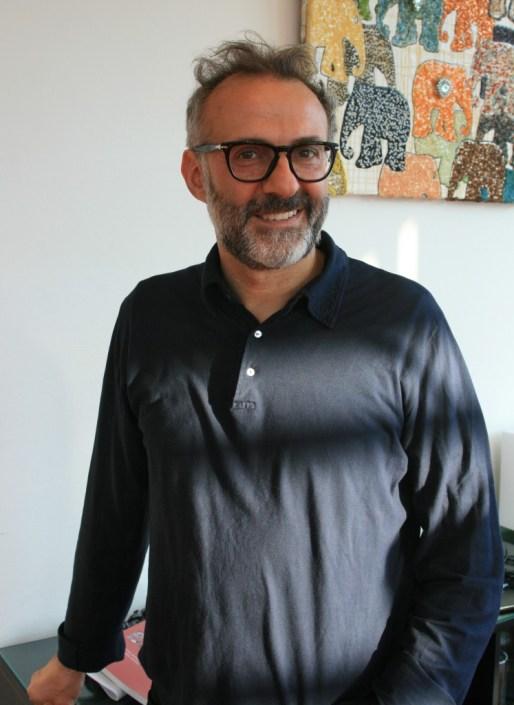 Massimo Bottura of Osteria Francescana
