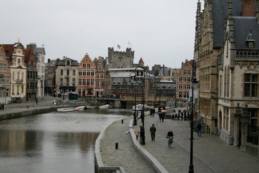 A perfect day in Gent, Belgium