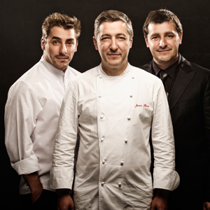 El Celler de Can Roca_chefs_2015
