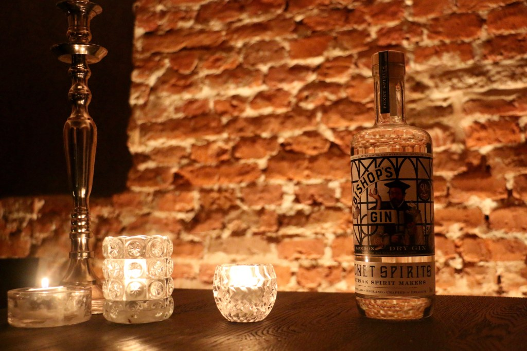 Bishop's Gin: Blending tradition with modernity