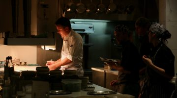 Bon Bon's Christophe Hardiquest to open summer bistro in Brussels