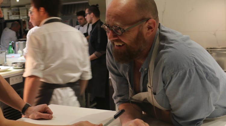"""Paul Cunningham clinches second Michelin star: """"I did not see it coming"""""""