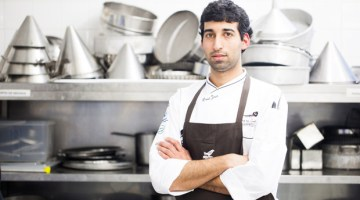 Food for Soul and David Jesus join forces for a number of charity dinners in Courmayeur
