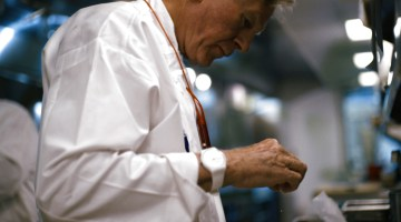 Interview with Jeremiah Tower: 'You have to look to the past to figure out the future'