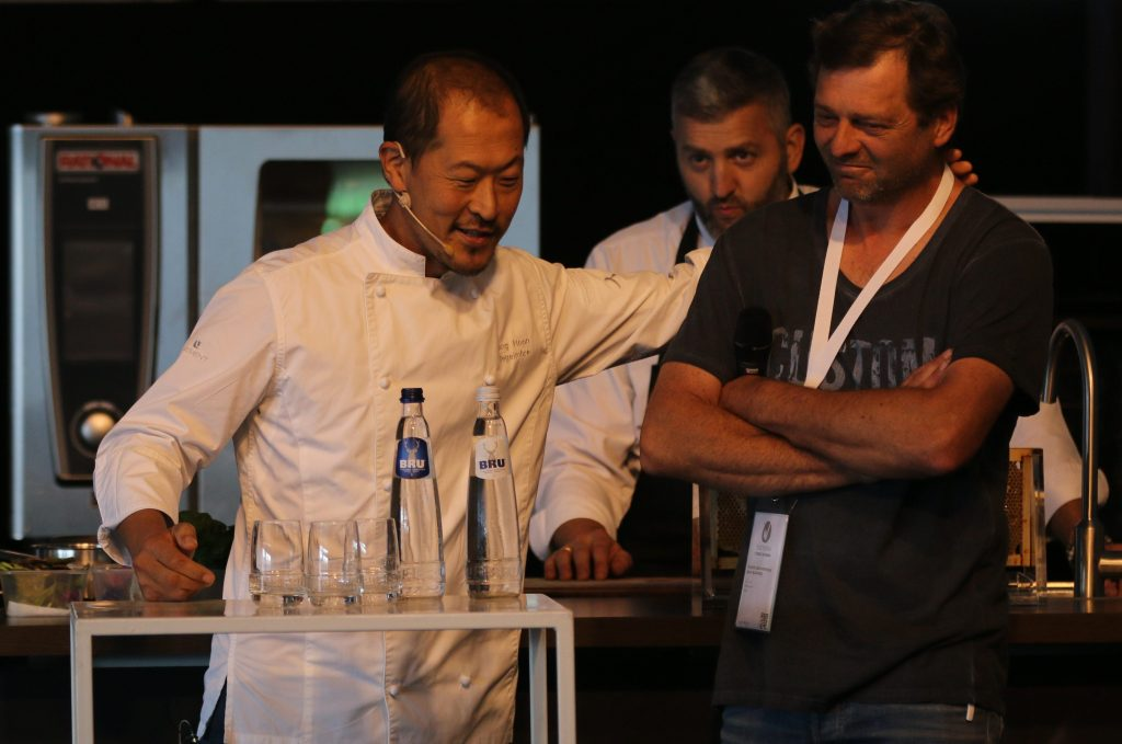 The importance of human relations takes centre stage at first W Food Festival