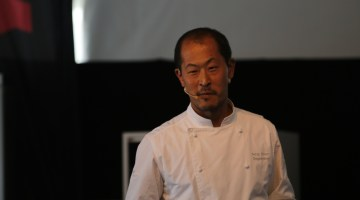 Sang Hoon Degeimbre first chef to cook at Mary Pop-in
