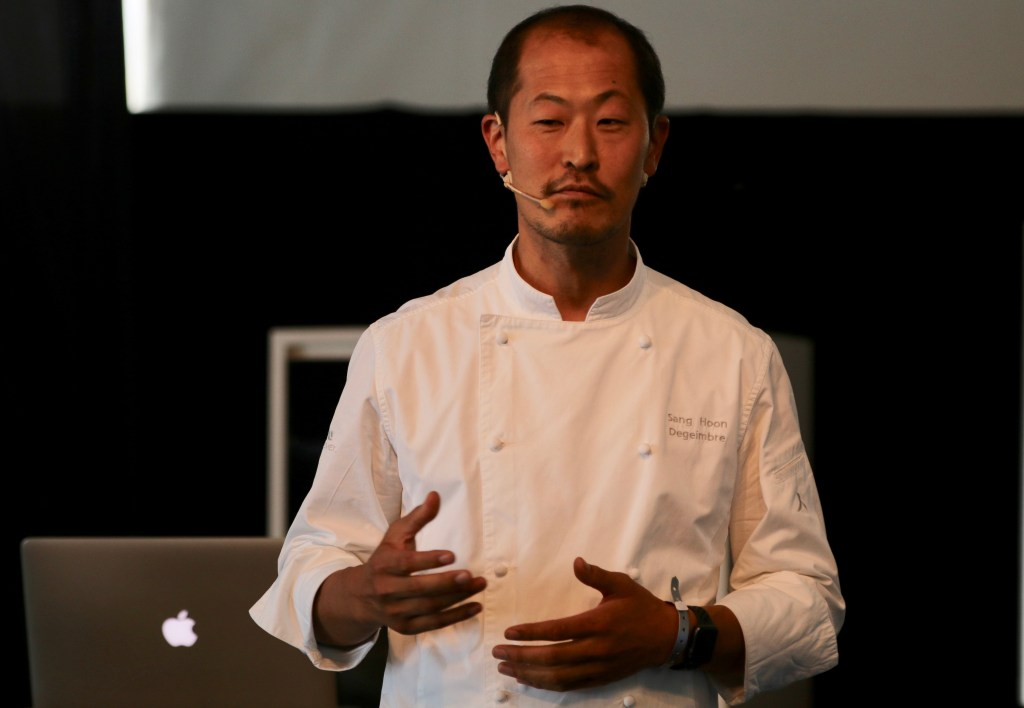 'Results benefit the whole of Belgium' – Sang Hoon Degeimbre after Michelin Guide publication exposes regional differences