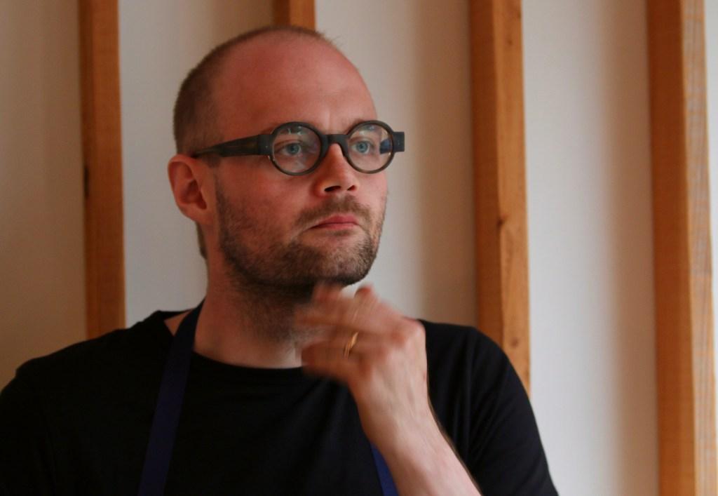 Vilhjalmur Sigurdarson: The Icelandic brutalist chef in Belgium