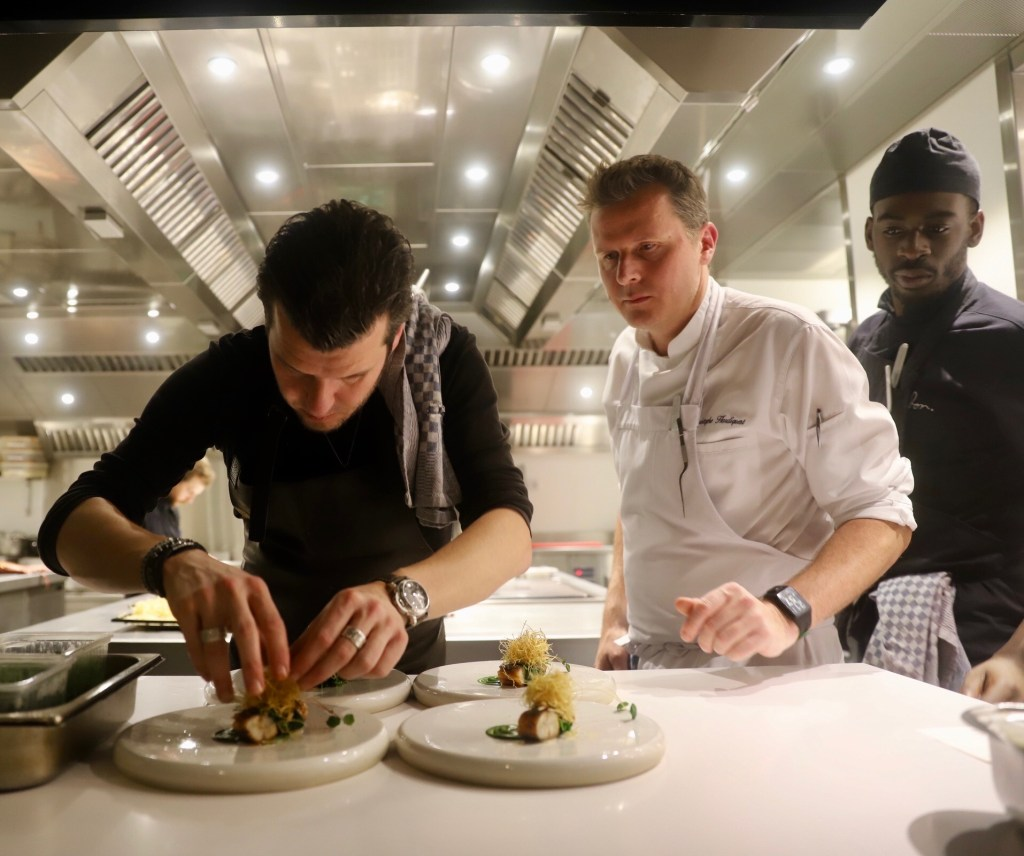 Showcase of Belgium's heritage, traditions and roots at first Bon Bon Origins dinner