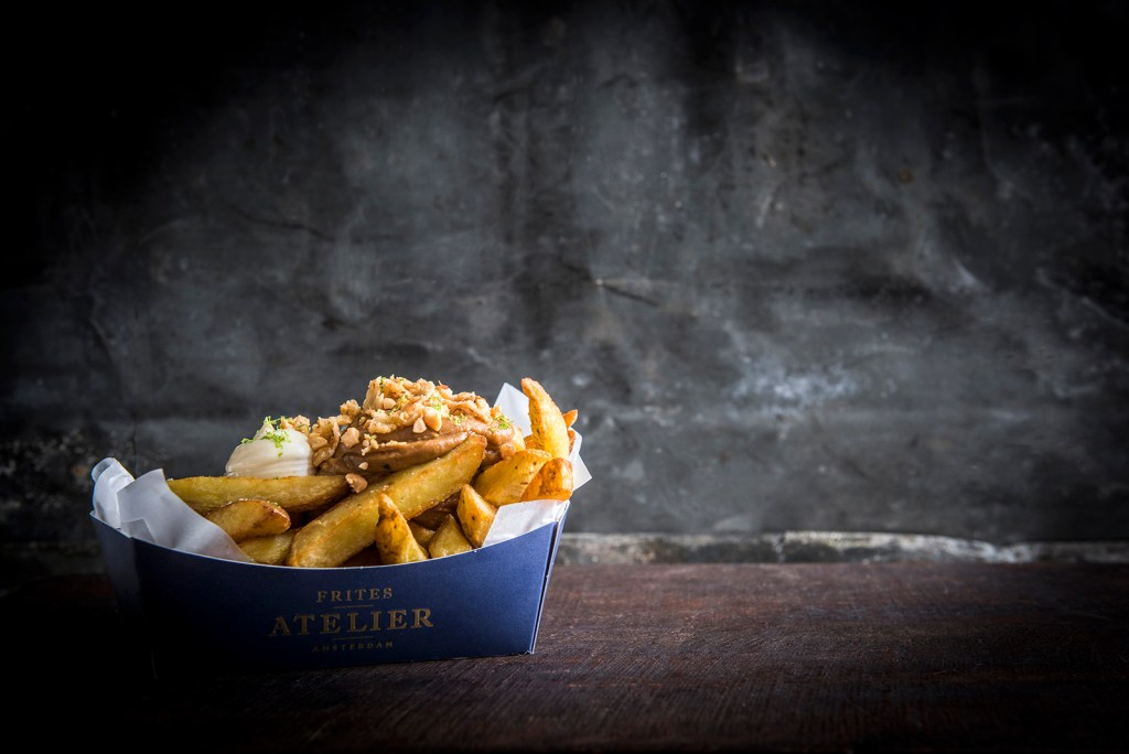 Sergio Herman to open Frites Atelier Amsterdam in Brussels and Gent
