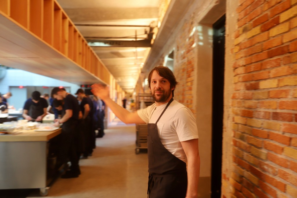 Inside the new Noma where René Redzepi has reinvented the restaurant