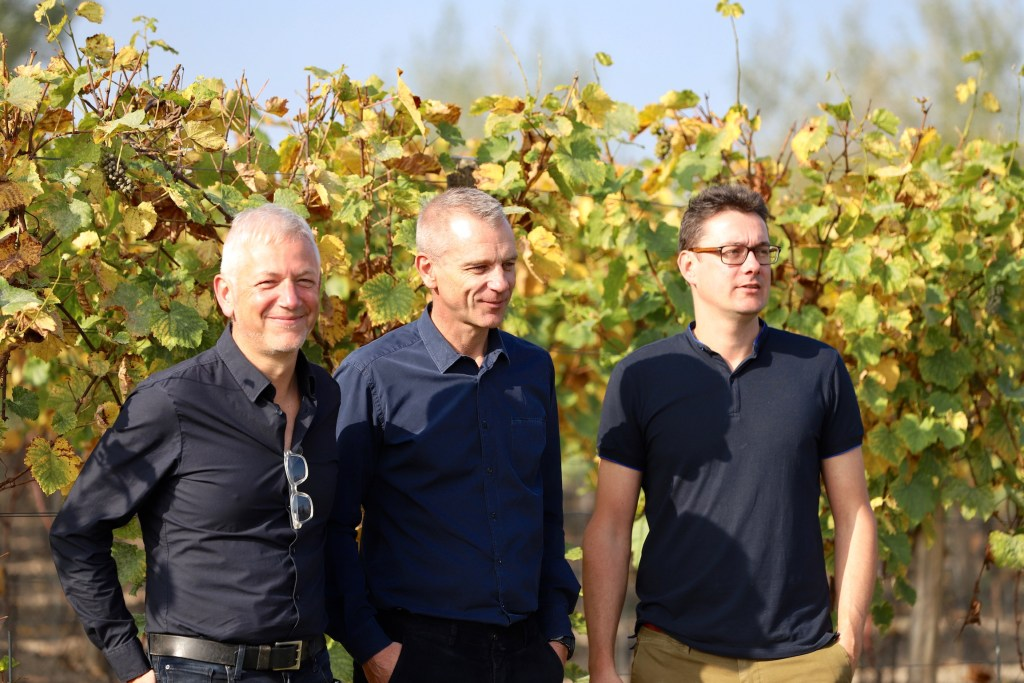 New Belgian winery Valke Vleug knows 'cool things happen on the edge'