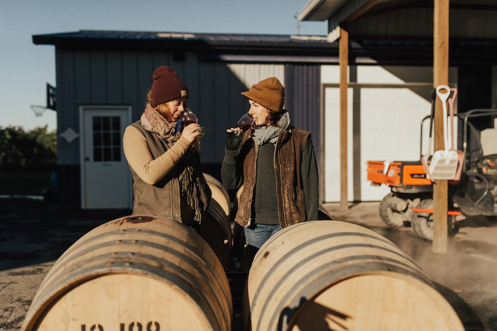 New winemakers for Three Brothers Winery
