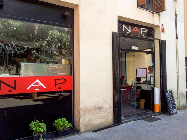 NAP Neapolitan Authentic Pizza, Barcelona