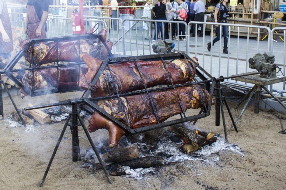 Manlleu hog roast